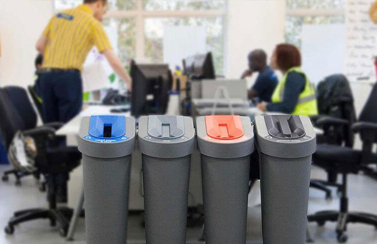 Curatarea și igienizarea birourilor