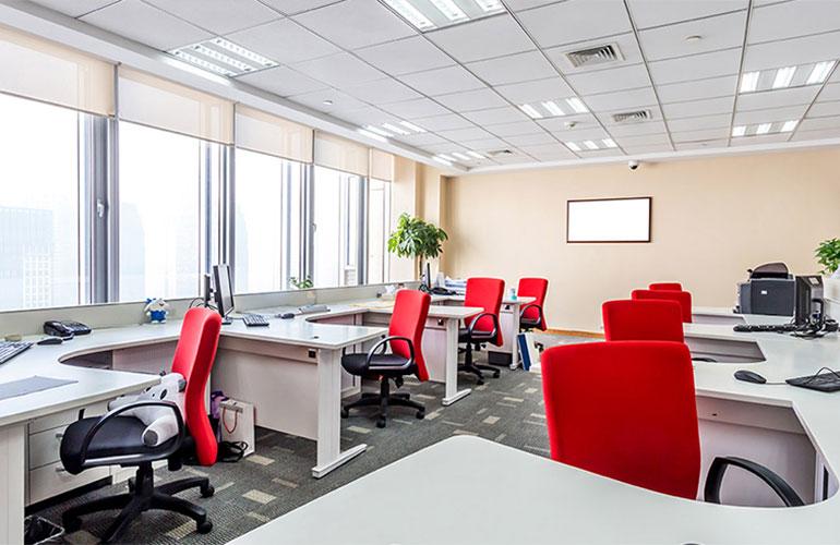 servicii profesionale de curatenie birouri
